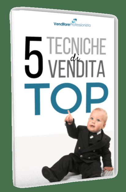 tecniche di vendita pdf