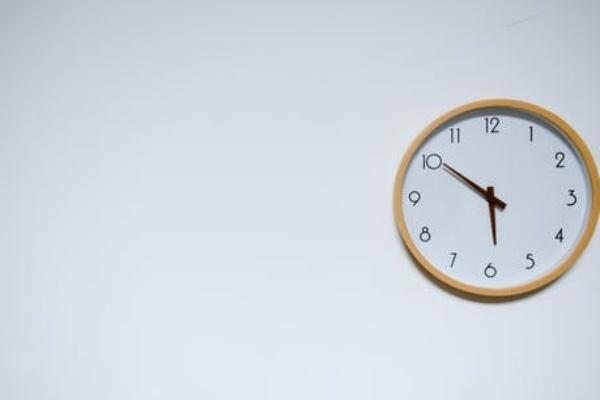 gestione del tempo